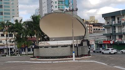 Praça da Paz Itapema SC