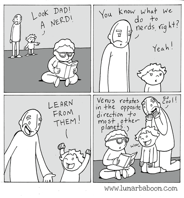 Dad's Charming Comics Encourage Compassion, Understanding, And Love