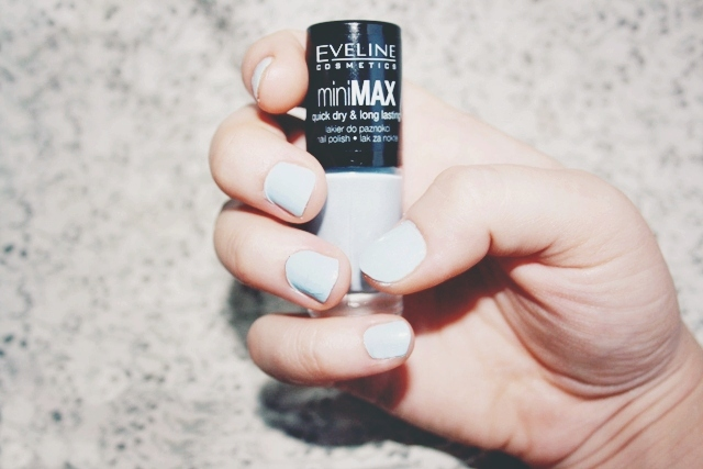 Eveline - lakier do paznokci mini max 933