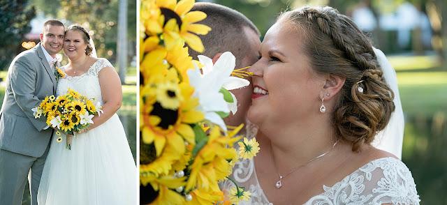 Bride and Groom portrait shots Magnolia Manor Wedding Photos by Stuart Wedding Photographer Heather Houghton Photography