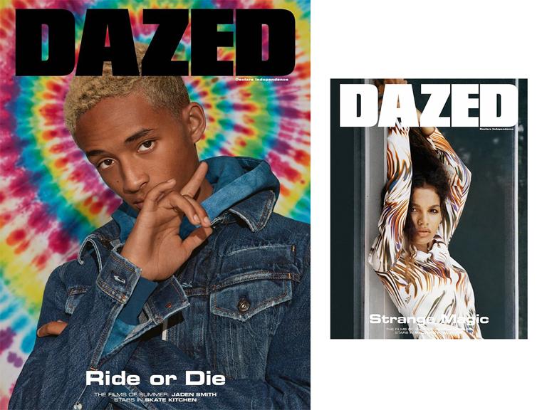 Dazed September 2018