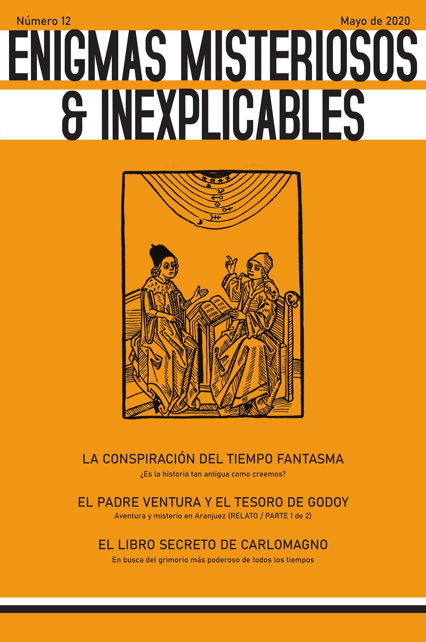 Enigmas Misteriosos & Inexplicables / Número 12 / Mayo de 2020