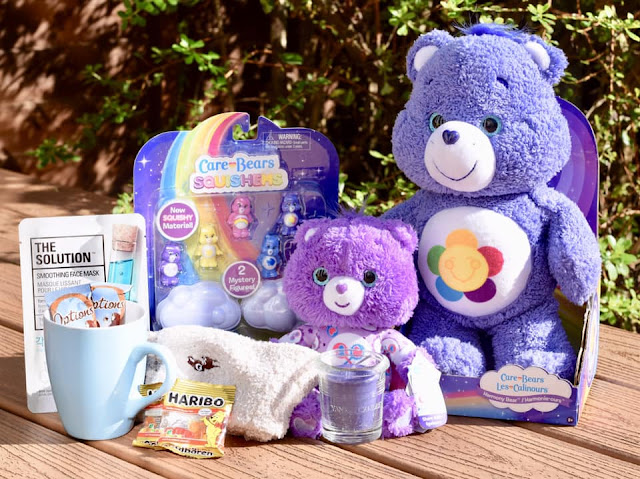 a care package from care bears