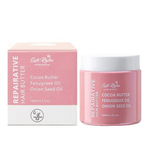 Earth Rhythm Organic Onion, Fenugreek & Cocoa Hair Butter