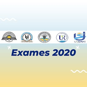 Exames de Admissão 2020 - UP, UniLicungo, UniSave, UniRovuma, UniLicungo PDF