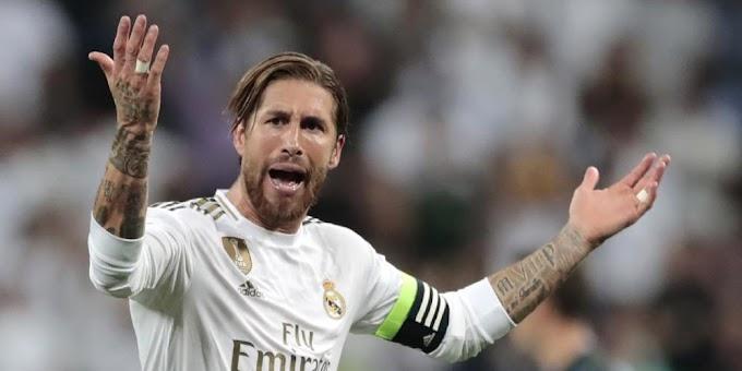 3 Kandidat Pengganti Sergio Ramos di Real Madrid