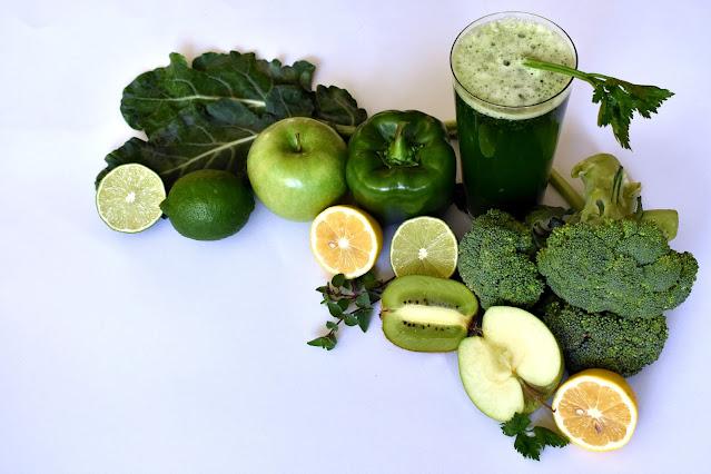 green drink liqiud chlorophyll