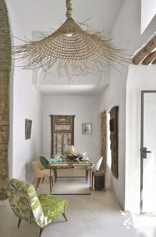 Safari Fusion blog | [Interiors] Medina Oasis | A pared back and understated residence in the heart of Tunis' lively medina