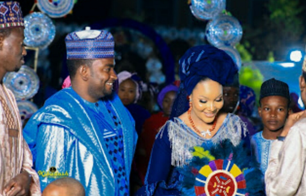 Fashion Killer, Nuhu Abdullahi and his bride Is Back Again With Charming Pre-Wedding Photos