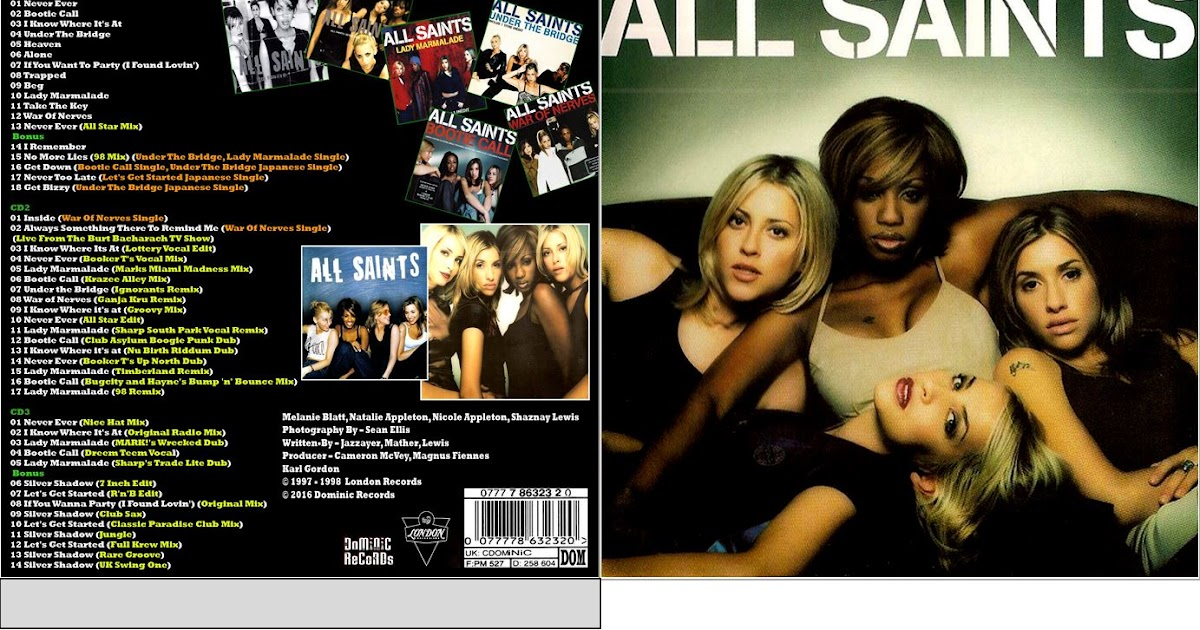 MUSICOLLECTION: ALL SAINTS - All Saints (Expanded Version