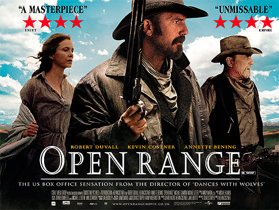 Poster de Open Range