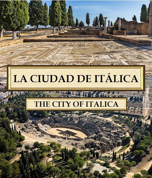 Historia de Itálica romana, Sevilla. Ruinas de Itálica.