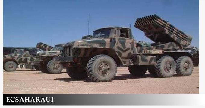 🔴 El Frente Polisario anuncia ataques contra posiciones marroquíes en Auserd, Farsia y Mahbes.