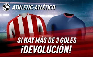 sportium promo Athletic vs Atletico 25-4-2021