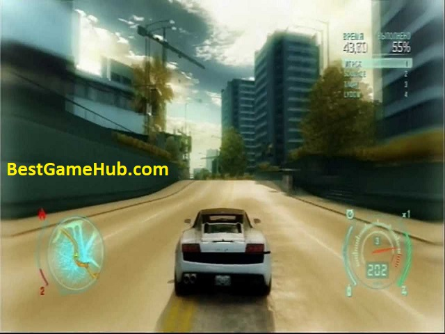 Need For Speed Undercover Compressed PC Repack Game Download