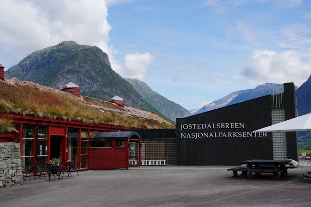 Jostedalsbreen National Park Center