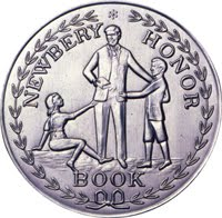 Image result for newbery honor medal