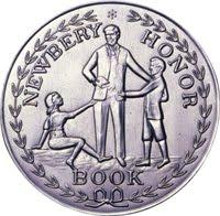 Image result for newbery honor medal