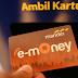 Cara Cek Saldo mandiri e-money