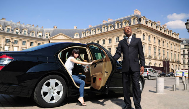 paris private car service