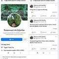 Acun FB Muhammad Erik Zulfarlian ujarkan Penghinaan Terhadap Warga Kerinci Dan Sungai Penuh