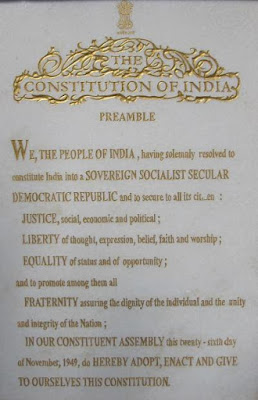 CBSE Class 8 - Civics - Chapter 1: The Indian Constitution (Questions and Answers)