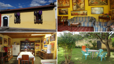 Guest house lodging in Antigua