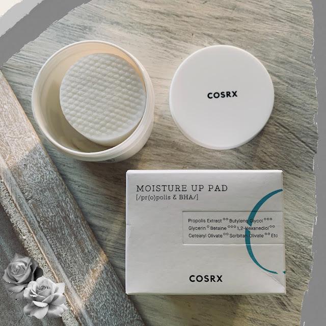 COSRX moisture up pad