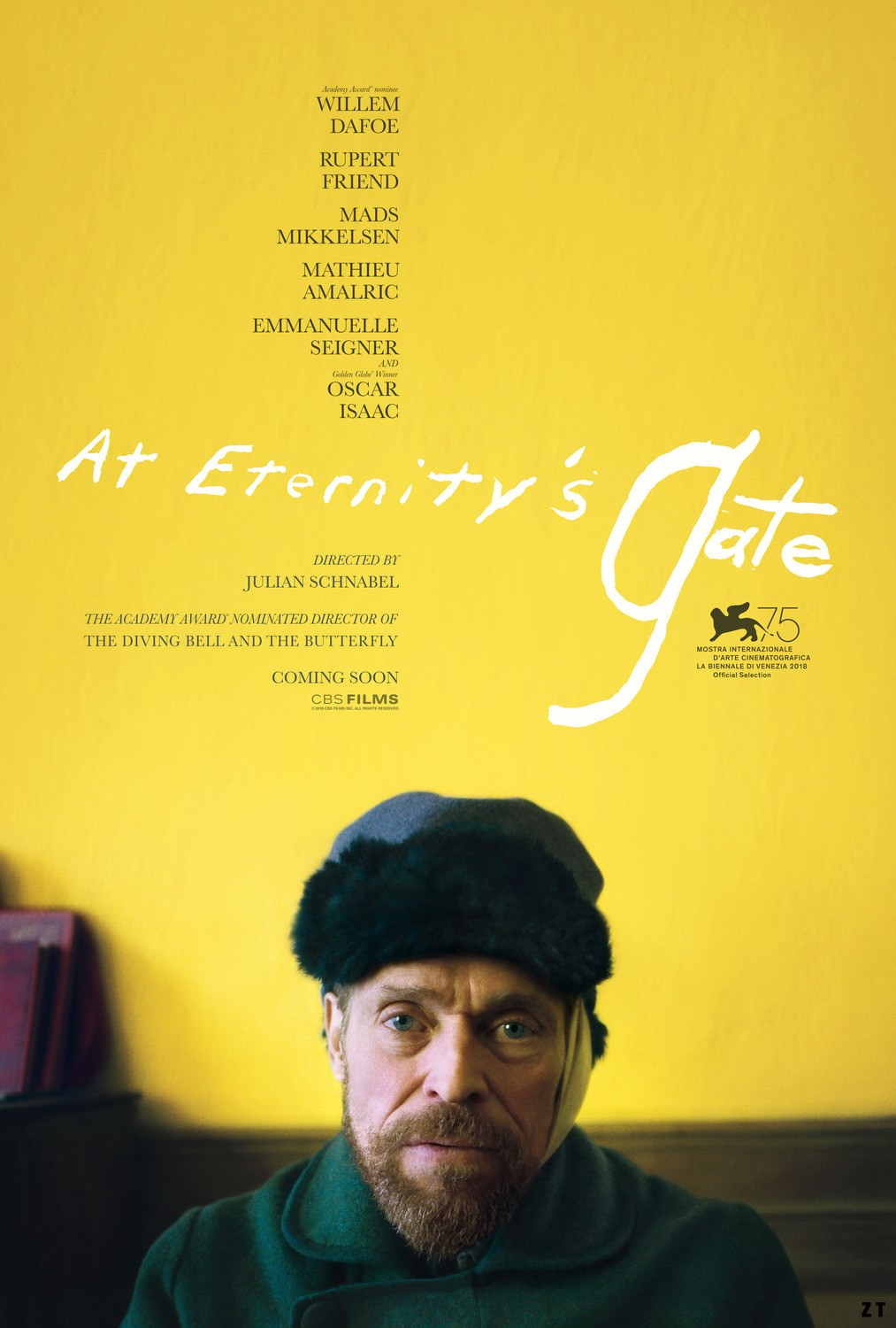 At Eternity's Gate [BDRip] [Streaming] [Telecharger]