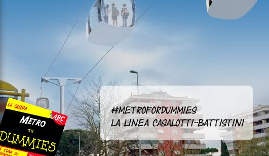 #MetroForDummies - La linea Casalotti-Battistini