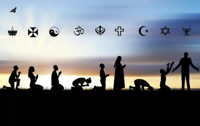 Ilustrasi Agama Dunia