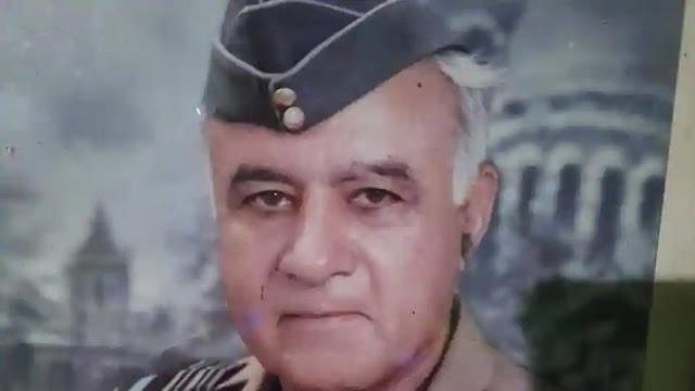 Air Chief Marshal MM Singh