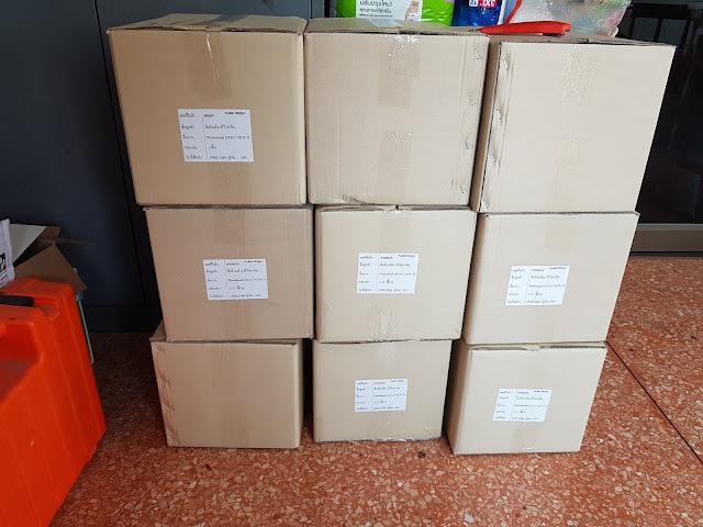Jasa Titip dan Warehouse / Gudang Bangkok-Thailand untuk Merchandise GMM-TV Shop dan Produk Lainnya, Plus Impor ke Indonesia, ONE STOP SERVICE by REMEMBERTHAI