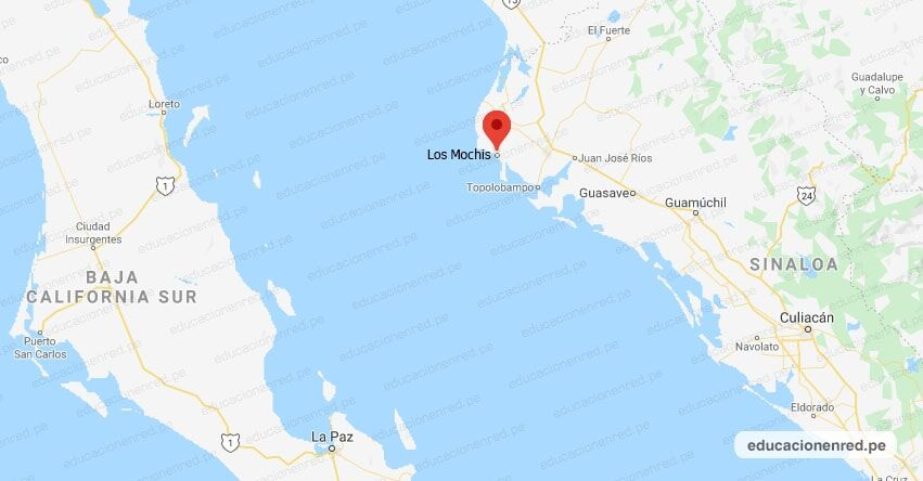 Temblor en México de Magnitud 4.7 (Hoy Domingo 22 Agosto 2021) Sismo - Epicentro - Los Mochis - Sinaloa - SIN. - SSN - www.ssn.unam.mx