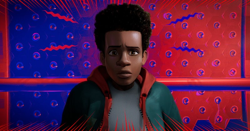 Spider-man: Into the Spider-verse: Movie Review