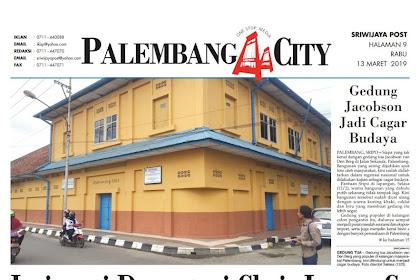 Hasil Liputan AlQur'an Raksasa Palembang