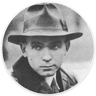 Улас Самчук. Фото 1937 року