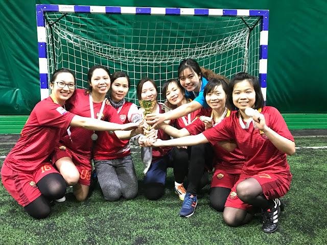 Đội bóng nữ Việt Nam tại RUDN đạt huy chương và cúp Bạc giải SV quốc tế