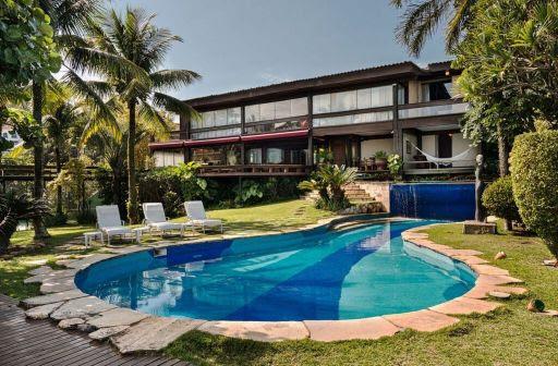 Mansão de Alma, de 'Laços de família', pode ser alugada por R$ 9 mil