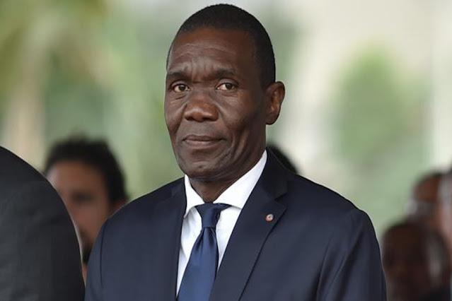 Presidente interino do Haiti, Joseph Lambert