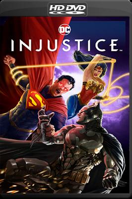 Injustice: Gods Among Us [2021] [Custom – DVDR] [Latino]