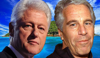 Woman Investigating Clinton Foundation Child Trafficking Found Dead! Clinton-Friend-Jeffrey-Epstein-pedophile