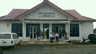 Bandara Bersujud Batulcin