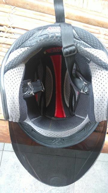 Inner Liner NHK Athena open face helmet