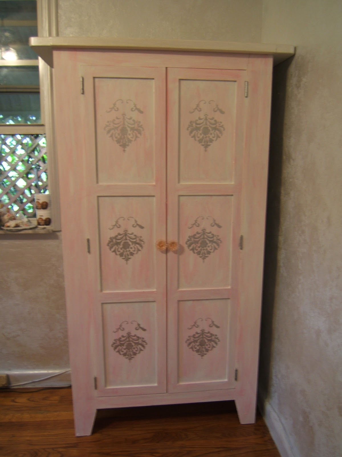 How To Paint Kitchen Cabinets Without Streaks Fairy Cottage And Garden Re Enchanted Life Of A