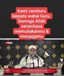 ustadz yazid jawas hafizahullah