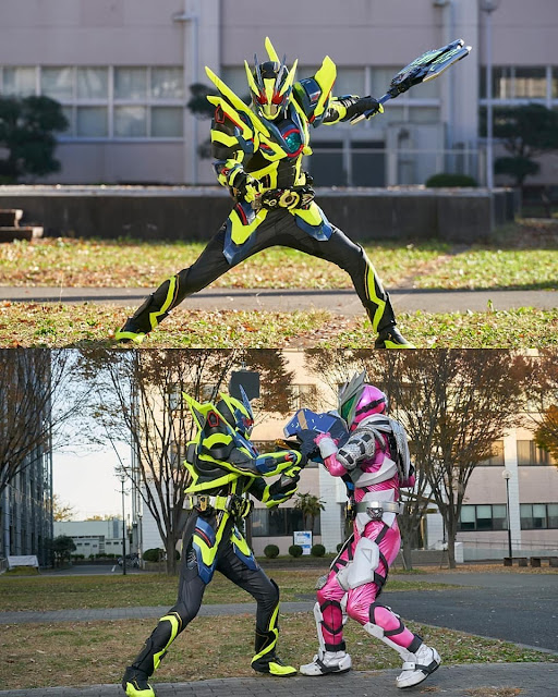 Kamen Rider Zero-One Episode 16 Preview!