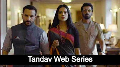 Tandav Full Web Series HD Download in (480p, 720p) - All Episodes