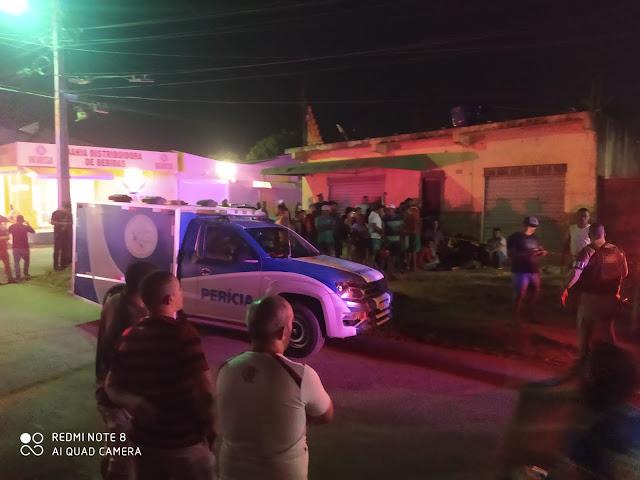 Jovem comerciante é assassinado a tiros em Barreiras