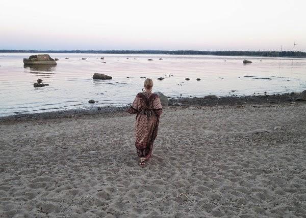 meri sea Vasa Pohjanmaa ranta shore